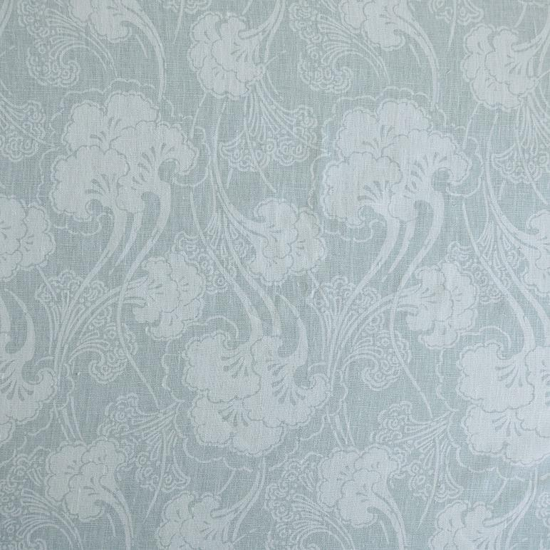 Ginkgo Leaf Mist Fabric