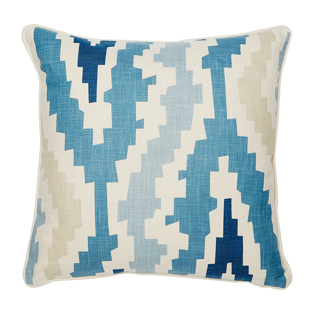 "Glacier Denim Accent Pillow Cover, 20"" x 20"""