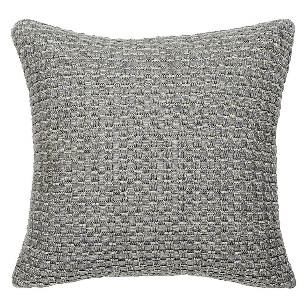 "Hopscotch Stone Accent Pillow Cover, 20"" x 20"""