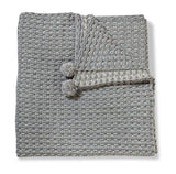 Hopscotch Stone Throw Blanket