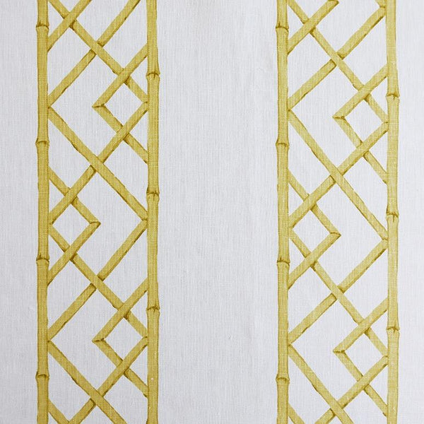 Latticely Citrine Fabric