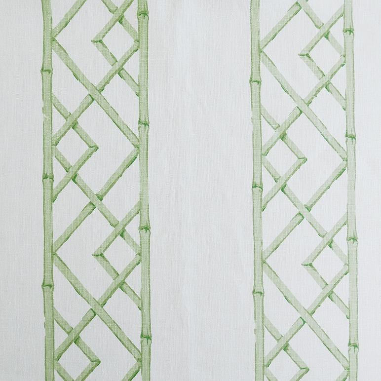 Latticely Jade Fabric