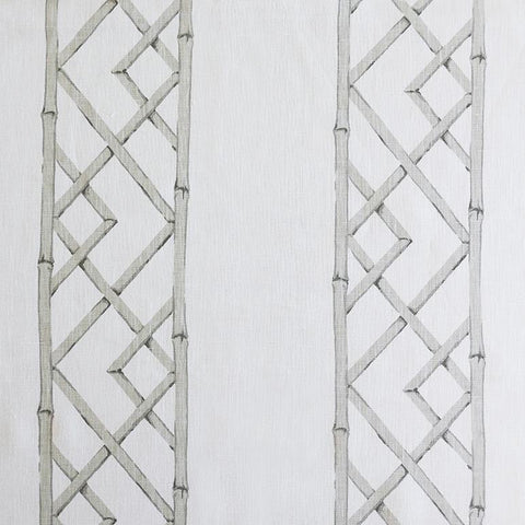 Latticely Pewter Fabric
