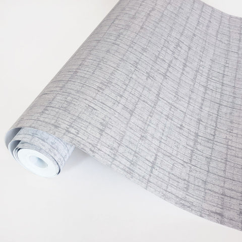 Palm Weave Platinum Wallpaper