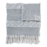 Popcorn Stone Throw Blanket