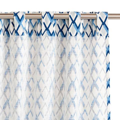 Oasis Peaks Drapery Panels, Set of 2