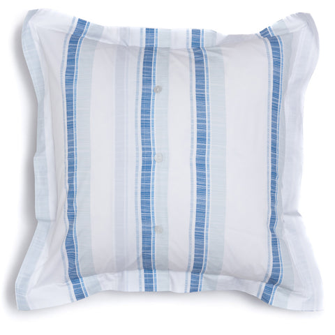 Oasis Stripe Euro Shams, Set of 2
