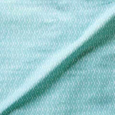 Seaglass Criscross Sheet Set