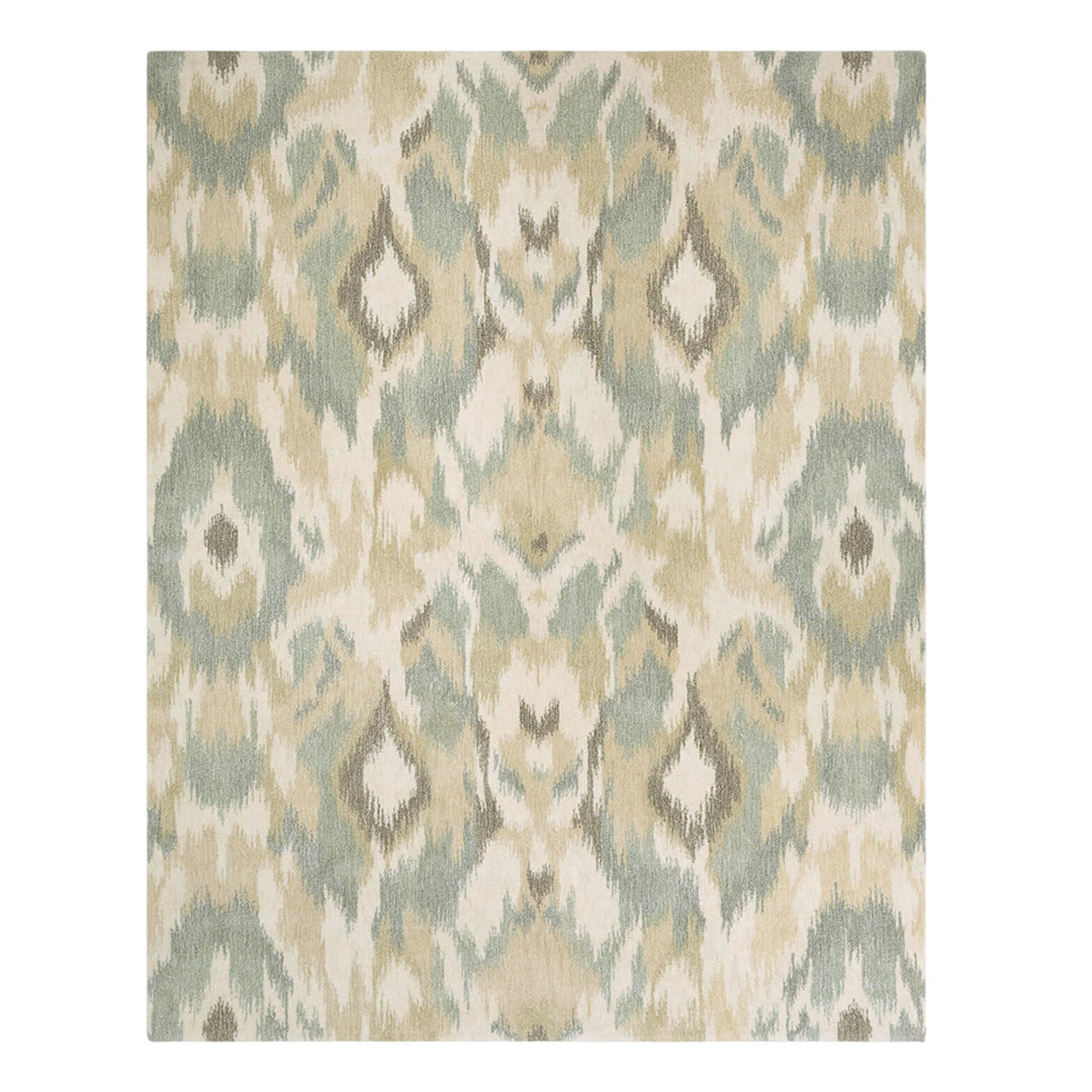 Seaspray Sea Wool Rug