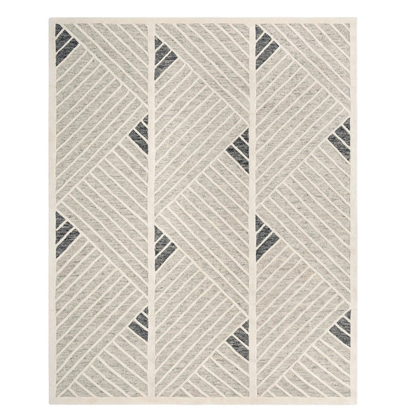 Summit Charcoal Wool Rug