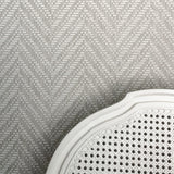 Ziggity Linen Grasscloth Wallpaper