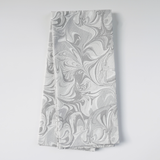 Birch Marble Tea Towels, Set of 2
