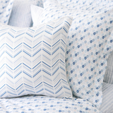 Celestial Candy Lattice Duvet Cover + Sham Set