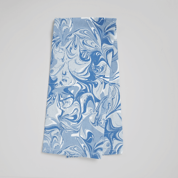 Celestial Marble Tea Towels, Set of 2