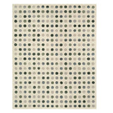 Dotty Mist Wool Rug