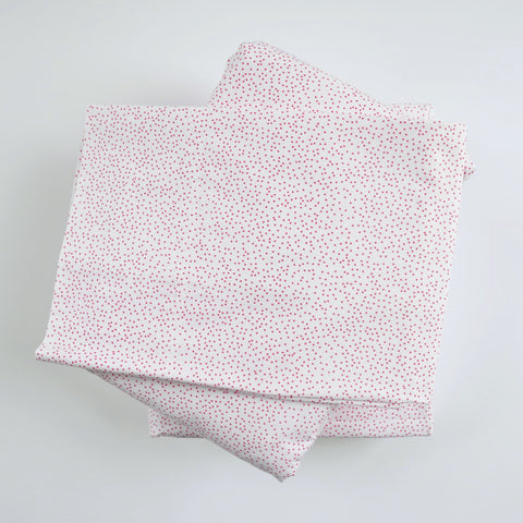 Pomegranate Sprinkles Sheet Set
