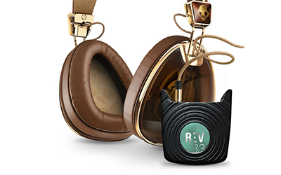 Skullcandy Headphones REV33 Moss