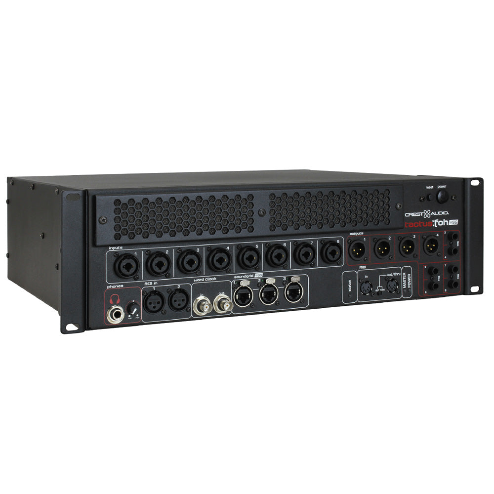 Tactus Front of House (FOH) with LV1 32 Channel Licence