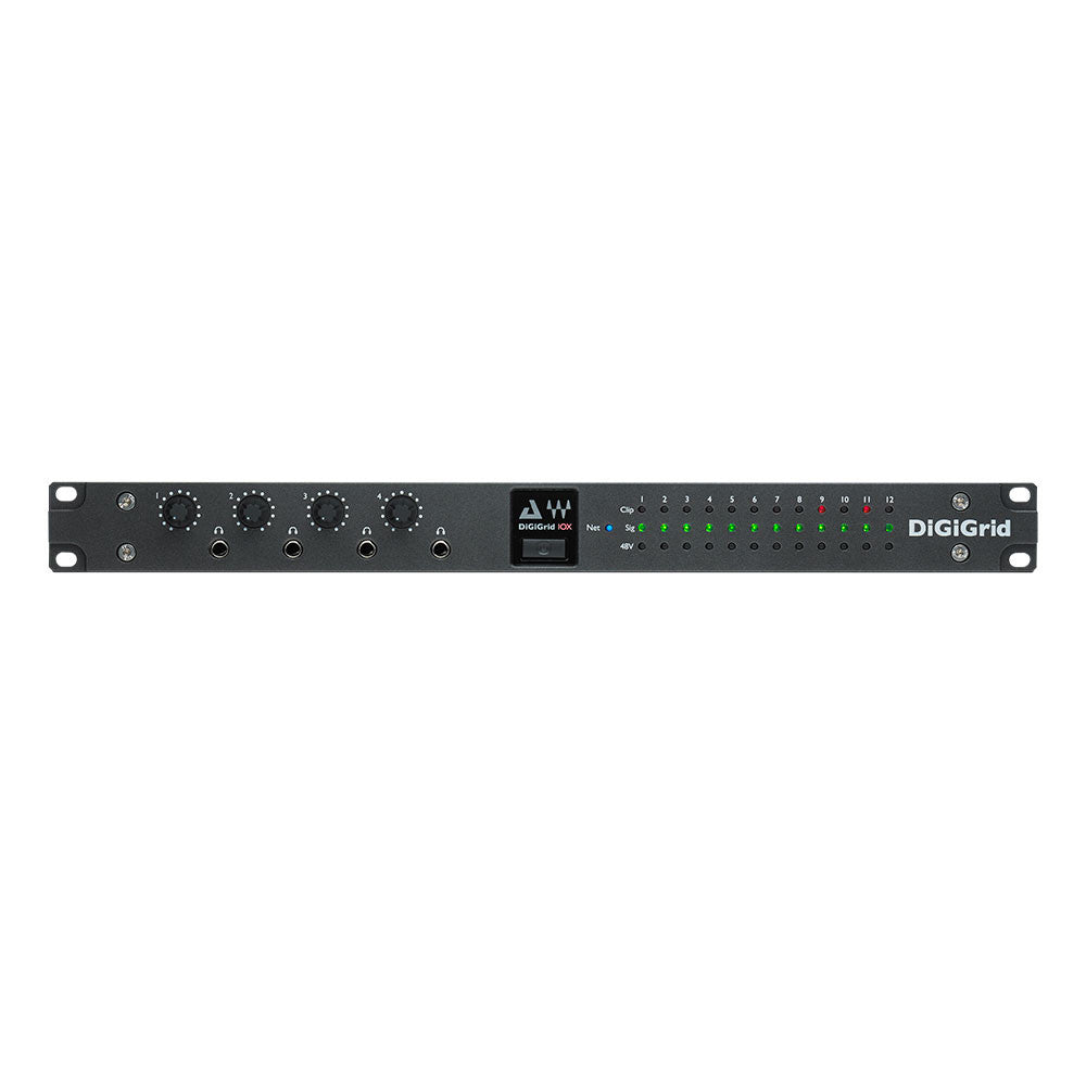 DiGiGrid IOX Expansion Audio Interface for SoundGrid Systems