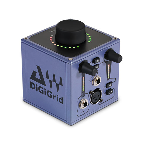 DiGiGrid M - The Musicians Recording SoundGrid 96Khz Audio Interface