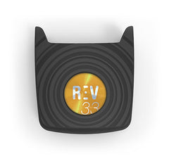 Kicker Cush Talk require the REV33 Pro 130 Yellow