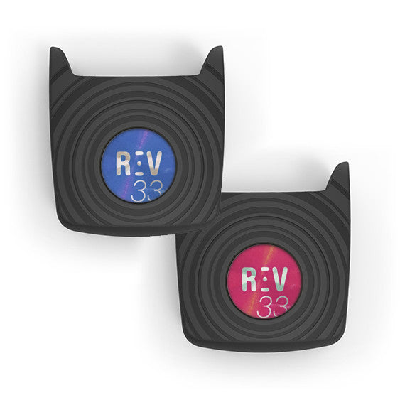 Narmoo R1M Gun Metal Ports require the REV33 Pro 510 Blue or the REV33 Pro 110 Red