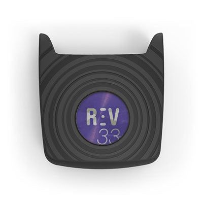 Mercury Hearing MIEM1 In-Ear Monitors are matched to a REV33 Pro 165 Grape