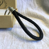 Chunky Horse Hair Looped Key Chain