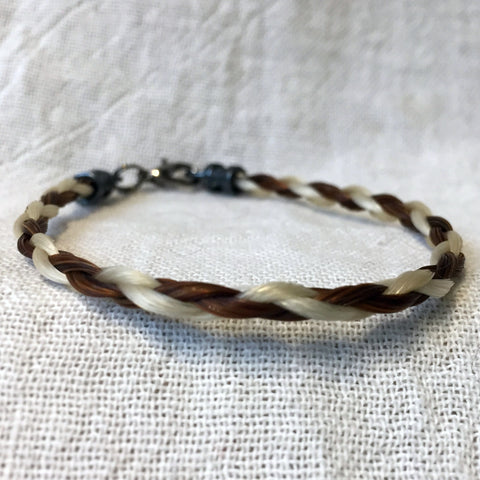 Bracelet with Round Braid
