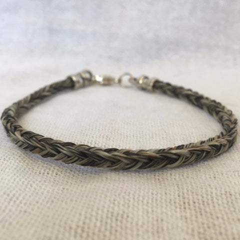 Bracelet with Square Braid