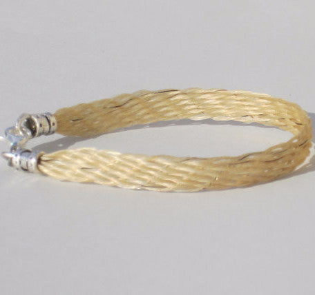 Bracelet with Flat Braid