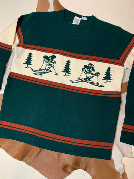 1970s Kennington Mickey Mouse Sweater (M/L)