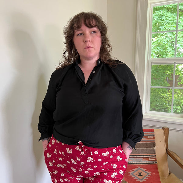 Size 8.25: Banded Malachite Sterling Lucky Horseshoe Ring