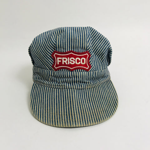 Vintage Frisco Railroad Cap (S)