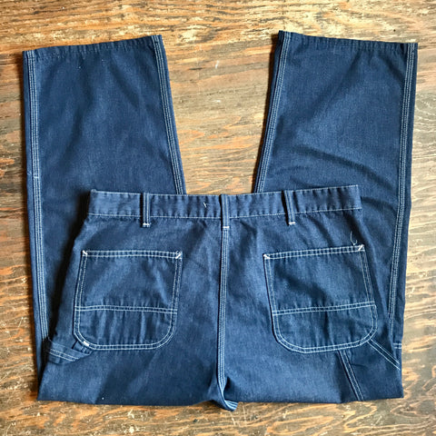 Darkwash Sears Denim Trousers size 38 x 27