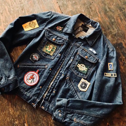 Vtg. Patches