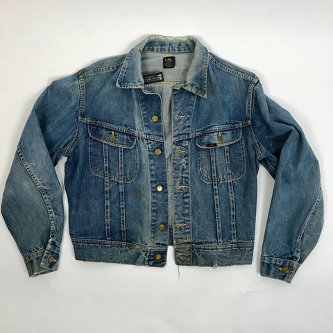 Lee Sanforized Denim Jacket