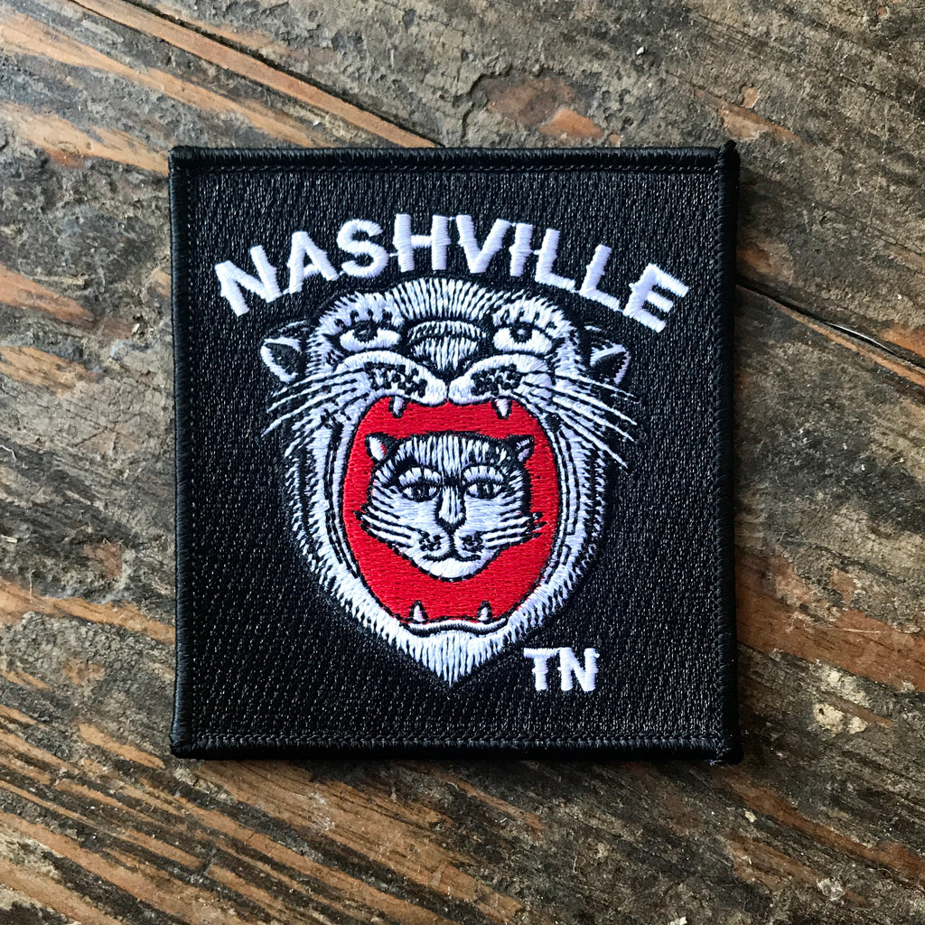 HCH Nashville Tiger Patch