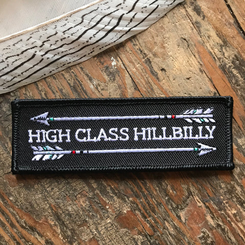 HCH Arrow Patch