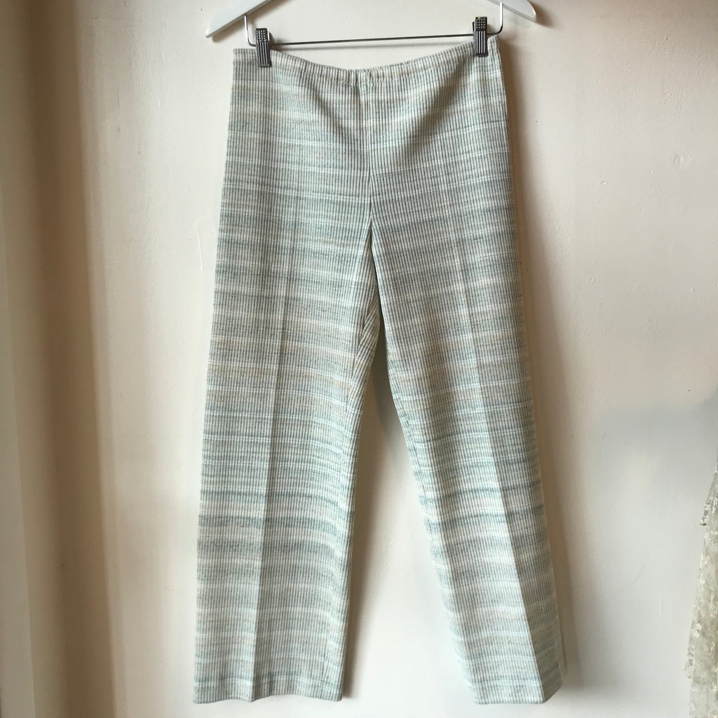 Vtg. Ribbed Pants