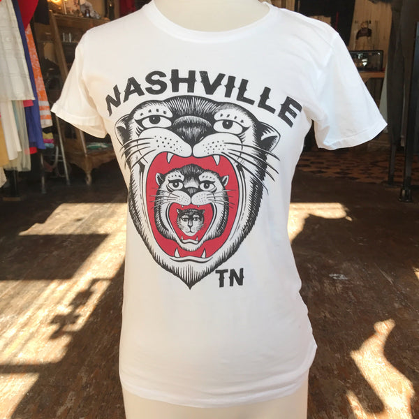 High Class Hillbilly Tiger Tee's