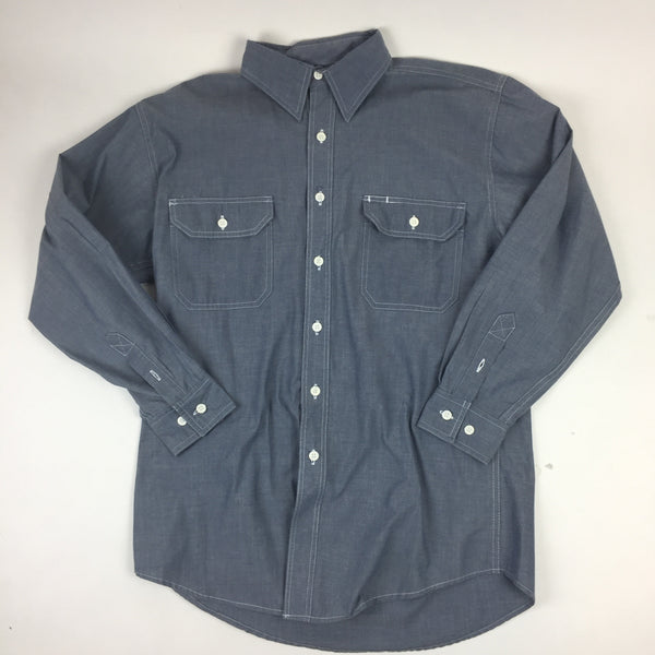 Vintage Key Imperial Chambray Shirt