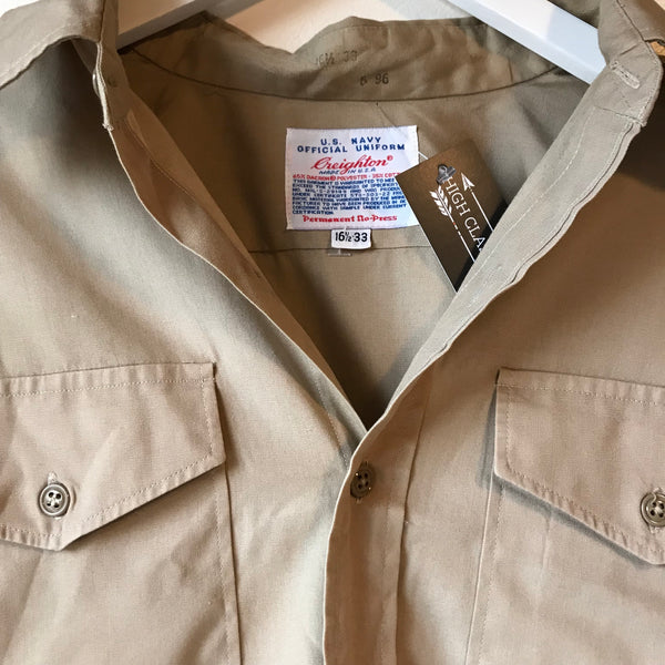 1950s Leighton US Uniform Shirt