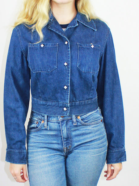 1950s Levi's Shorthorn Denim Jacket