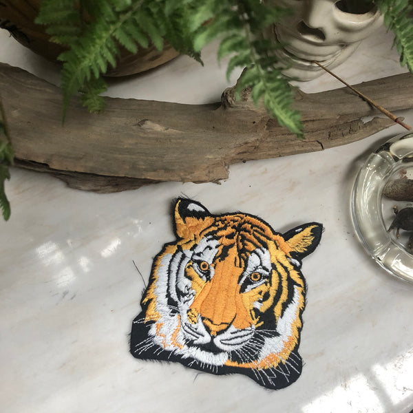 Vintage Tiger Patch