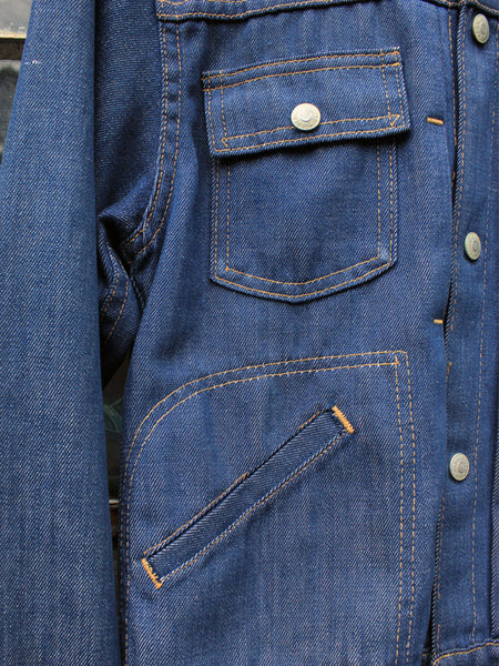 1960s JCP Ranchcraft Denim Jacket
