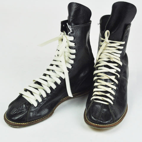 NOS 1950s Boxing Boots
