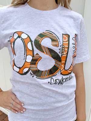OSU Squiggly T-shirt