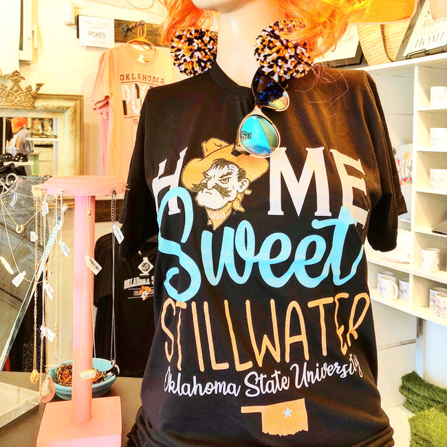 Home Sweet Stillwater T-shirt