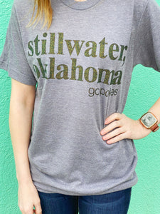 Stilly, Okla OSU T-shirt